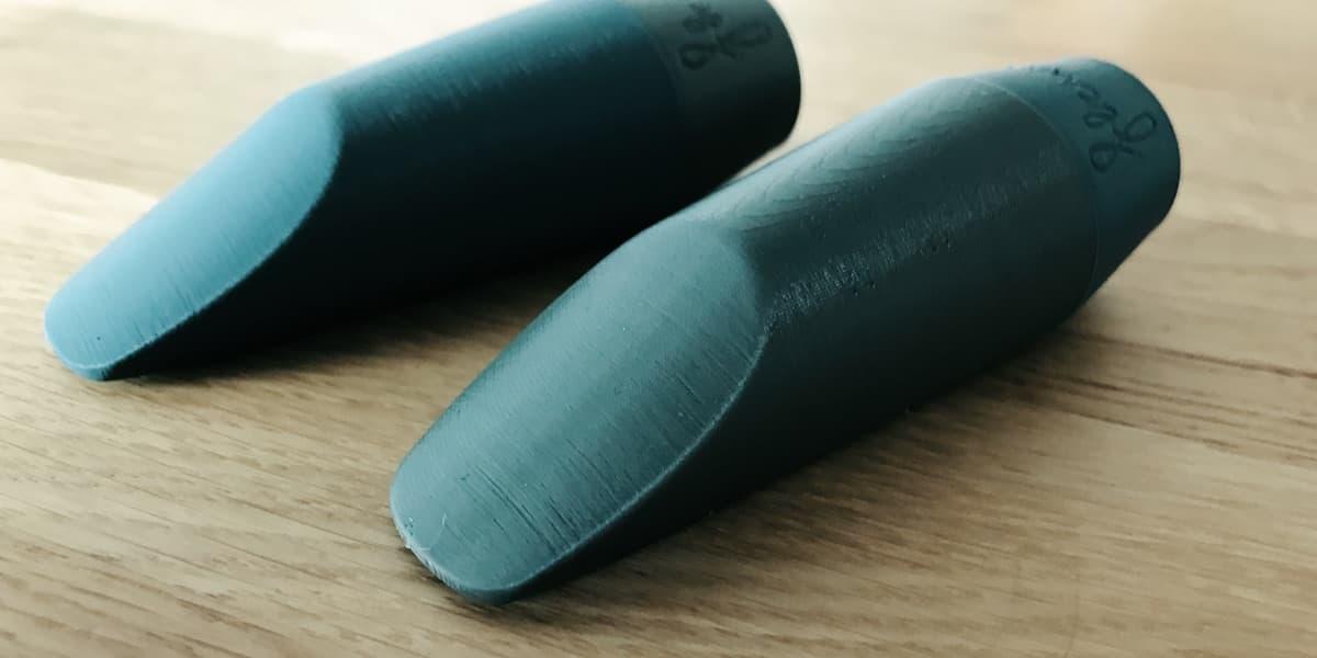 Flow Woodwind begint met 3D-Saxofoon Mondstukken