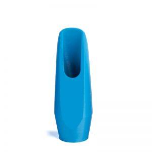 Mondstuk voor altsaxofoon in de kleur blauw van Flow