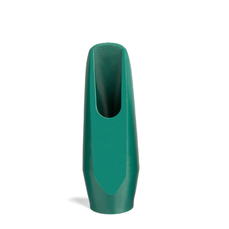 Altsaxofoon mondstuk groen