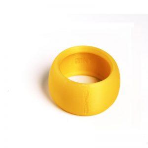 Flow mondstukken rietbinder voor altsaxofoon-kleur geel