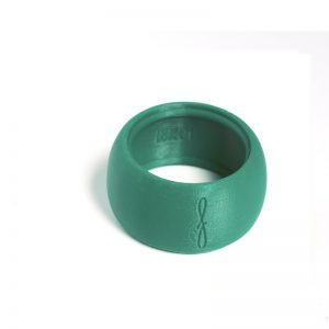 Flow mondstukken rietbinder voor altsaxofoon-kleur groen