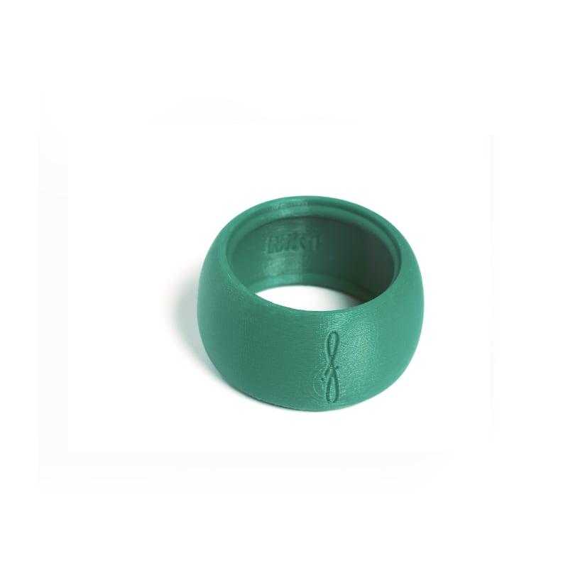 Rietbinder sopraansaxofoon groen