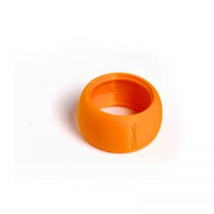 Flow mondstukken rietbinder voor sopraansaxofoon-kleur oranje