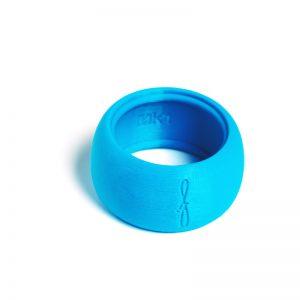 Flow mondstukken rietbinder voor tenorsaxofoon-kleur blauw-image