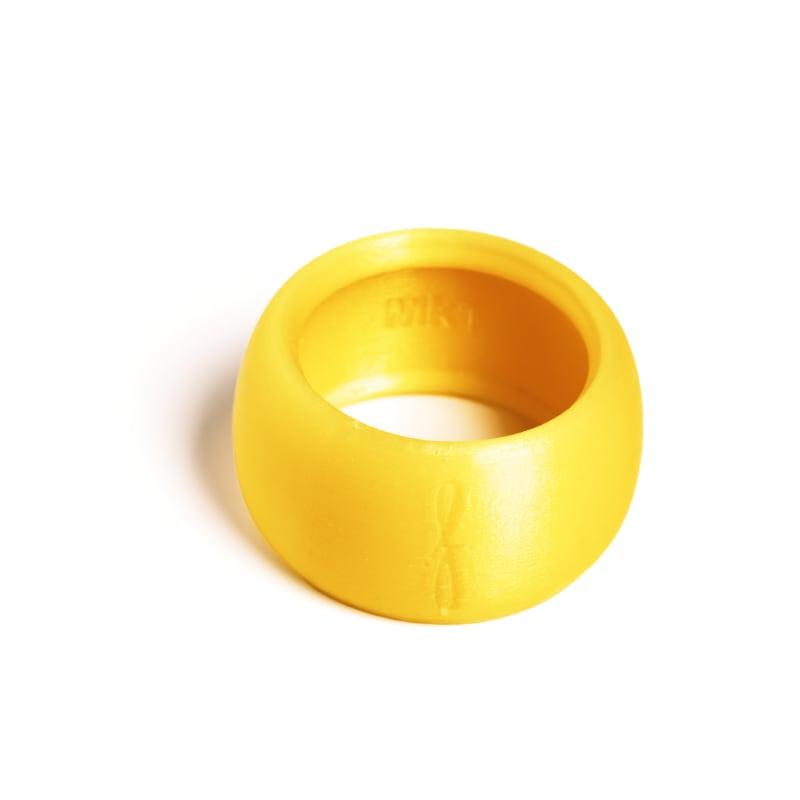 Rietbinder tenorsaxofoon geel