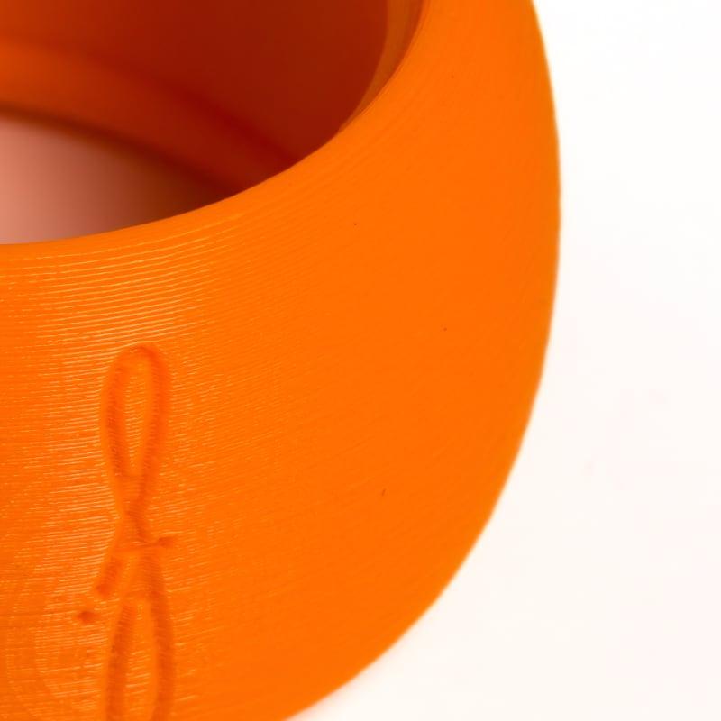 Flow Woodwind rietbinder voor baritonsaxofoon-oranje-image